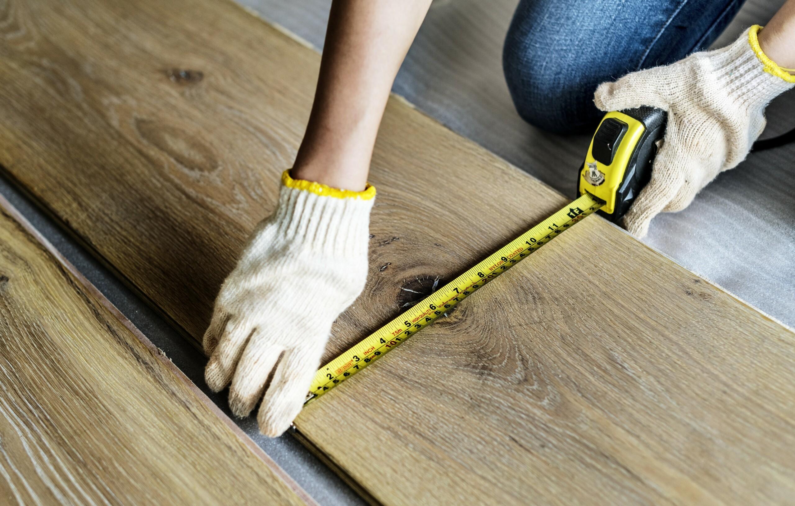 Die Vorteile von breiten Dielen
