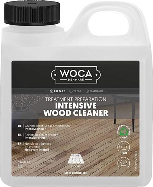 WOCA Intensivreiniger, zur speziellen Reinigung in Ausnahmefällen, Kanister mit 1,0 Liter