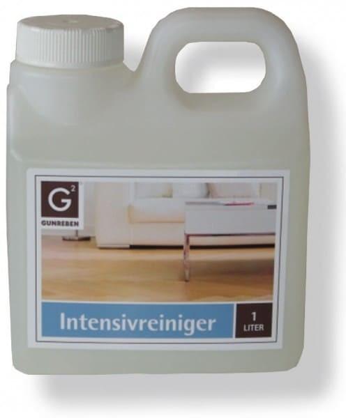 Gunreben Intensivreiniger, Kanister mit 1,0 Liter, zur speziellen Reinigung in Ausnahmefällen